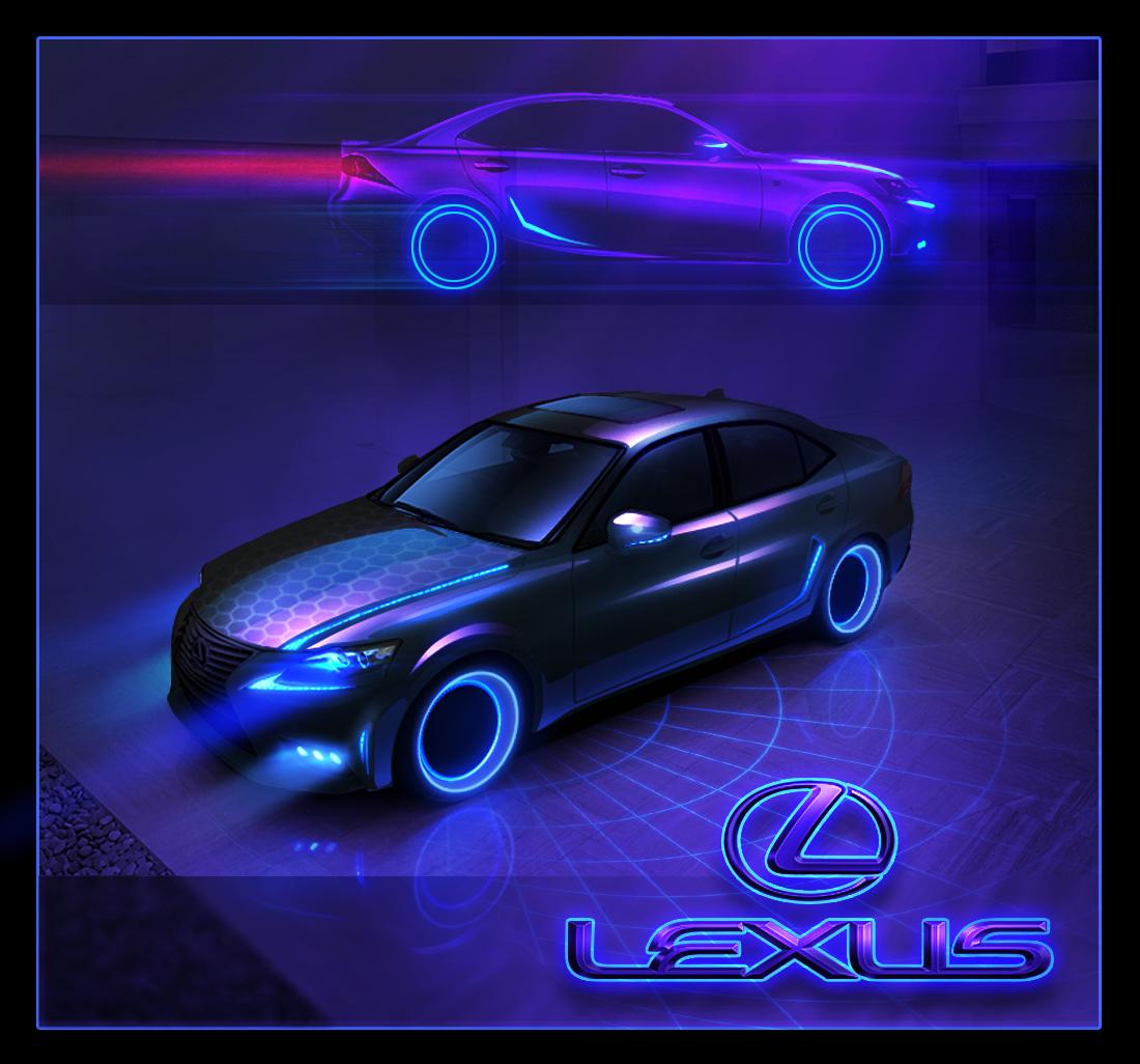 Lexus IS by Miggs69