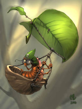 Bug Pirate