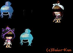 MH RQ // Nyanicakes by baikei