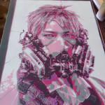 Gr3yF0X- by I0shi
