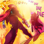 JoJo Mccree vs Reaper