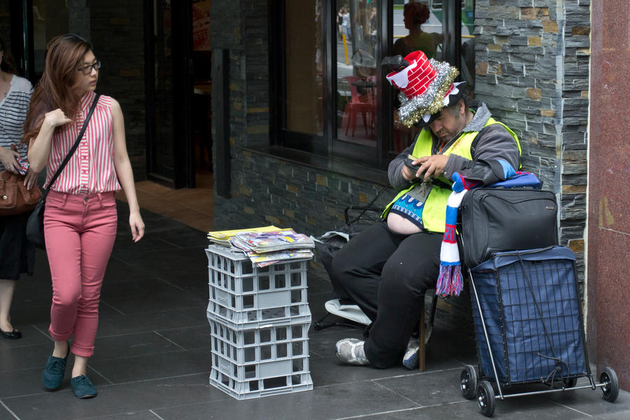 Santa's Other Job by Jinnger