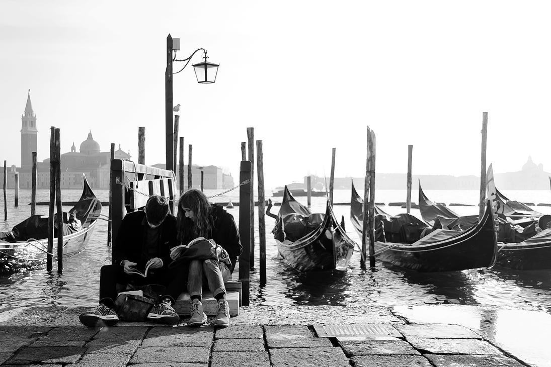 Buon Viaggio by Jinnger
