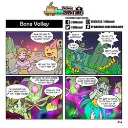 The Magic Minadventures - #14 Bone Valley