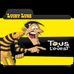 Lucky  Luke folder 39