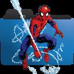 Spider Man folder 4