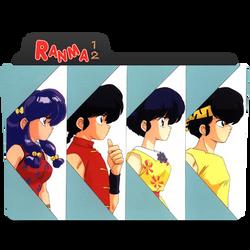 Ranma 1- 2 Folde 100 by lahcenmo