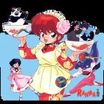 Ranma 1-2  5