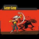 Lucky  Luke folder 165
