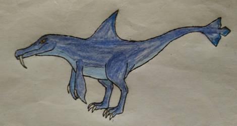 Guardian of Ascunsia - Water Behemoth