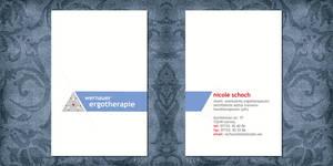 Business Card Ergotherapie II