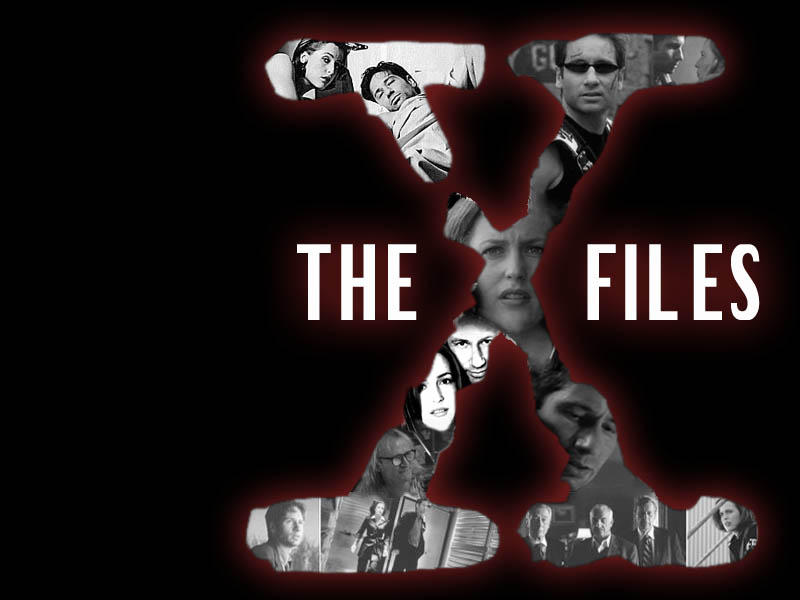 X Files Wallpaper. The X-Files Wallpaper by