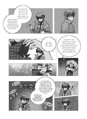 Magic Saguru 898 File 3. Dreamy Clover / Page 5 /