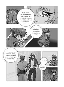 Magic Saguru 898 File 3. Dreamy Clover / Page 6 /