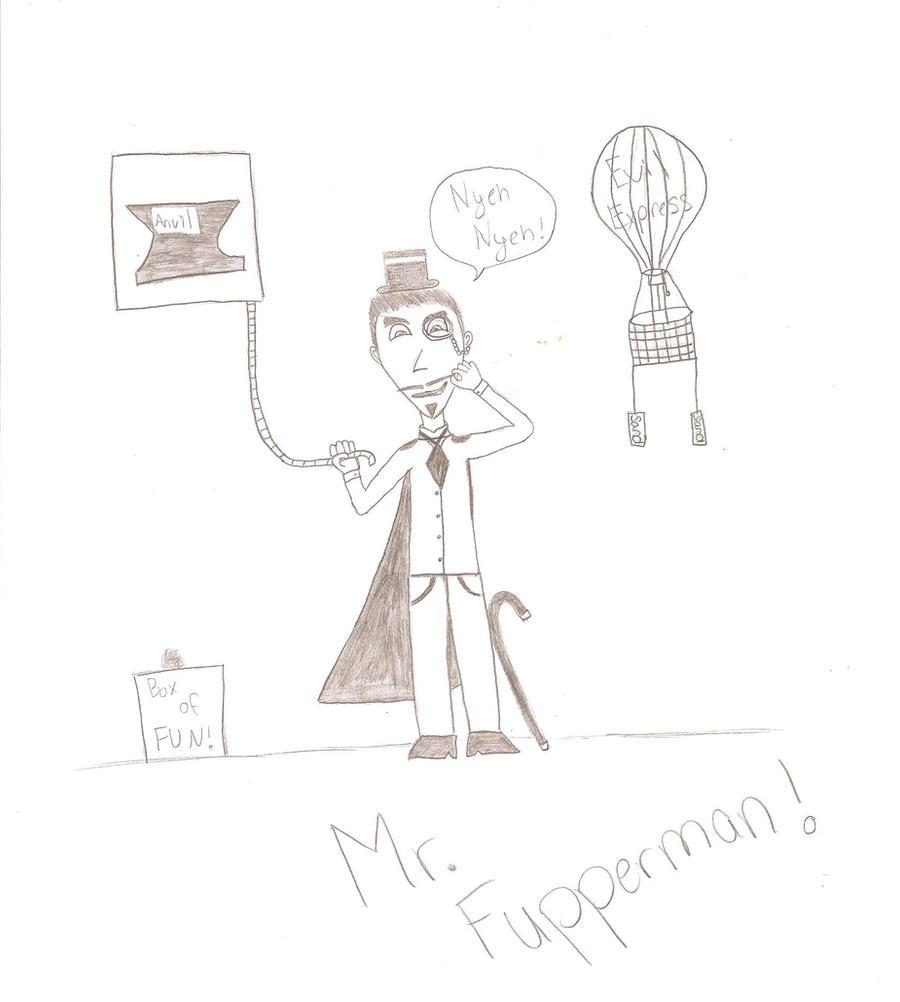 Mr. Fupperman by Kuroshitsuji121