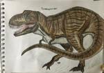 Tyrannosaurus rex Ingen ( request 8) by spinocario