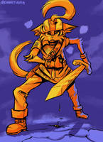 Sword Cat
