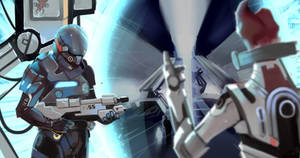 Saving Shepard