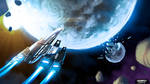 Normandy SR2 - Mass Effect by LoginovLS