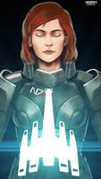 Commander Shepard (female) - Mass Effect