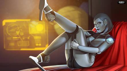 EDI - Mass Effect by LoginovLS
