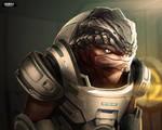 Grunt - Mass Effect by LoginovLS