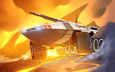 Mako - Mass Effect