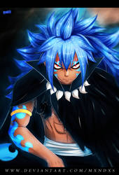 Fairy Tail 436 - Acnologia by mxndxs