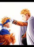 Uzumaki Naruto - Memories... by mxndxs