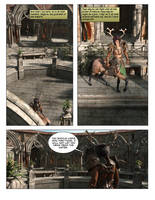 The Fountain Page 1 by Beccason