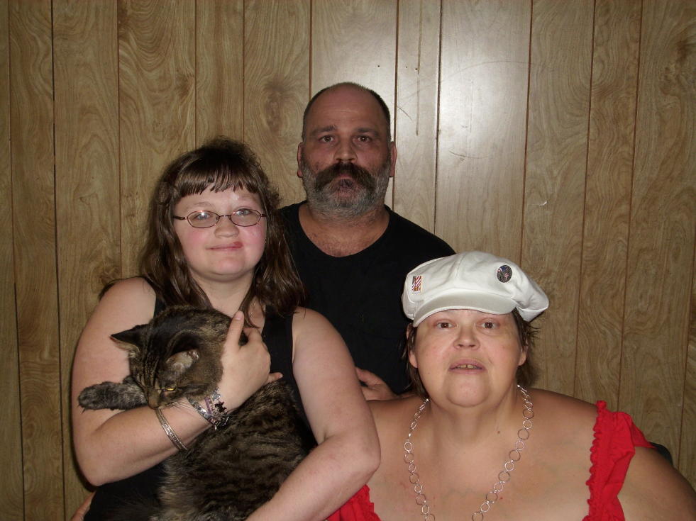 Last Family Photo 2009 by wanderingsilverrose