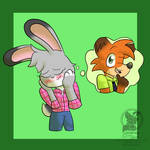 Yet Another Couple Meme: Wildehopps