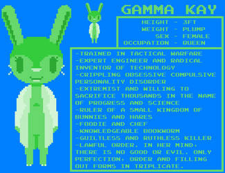 Gamma Kay