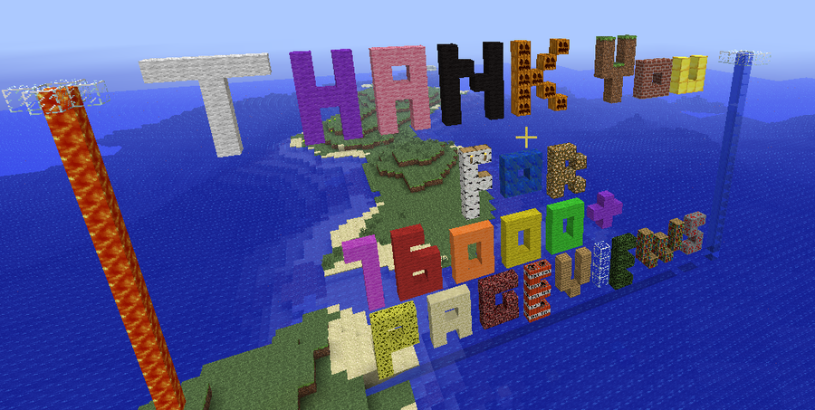 Thank You From Minecraft by Yui-Amoshi on DeviantArt