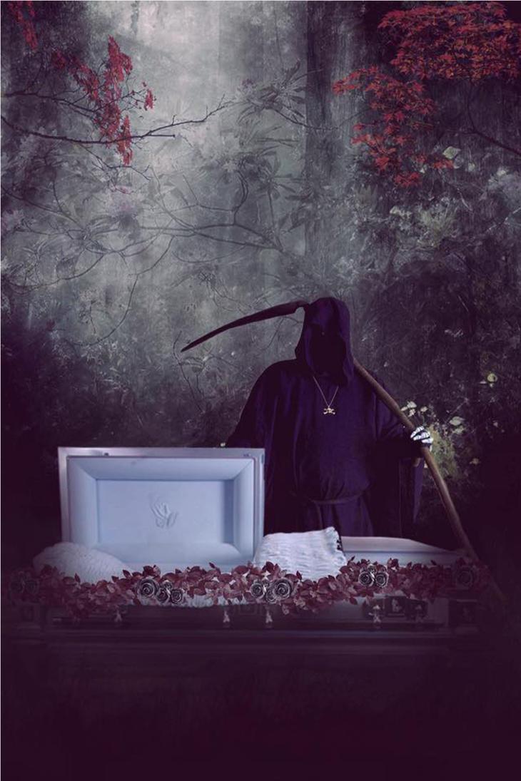 The Grim Reaper by jorince11