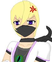 Blonde Rythian by InsanityCreator