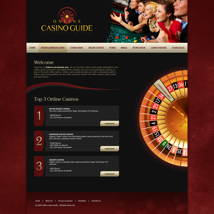 casino guide