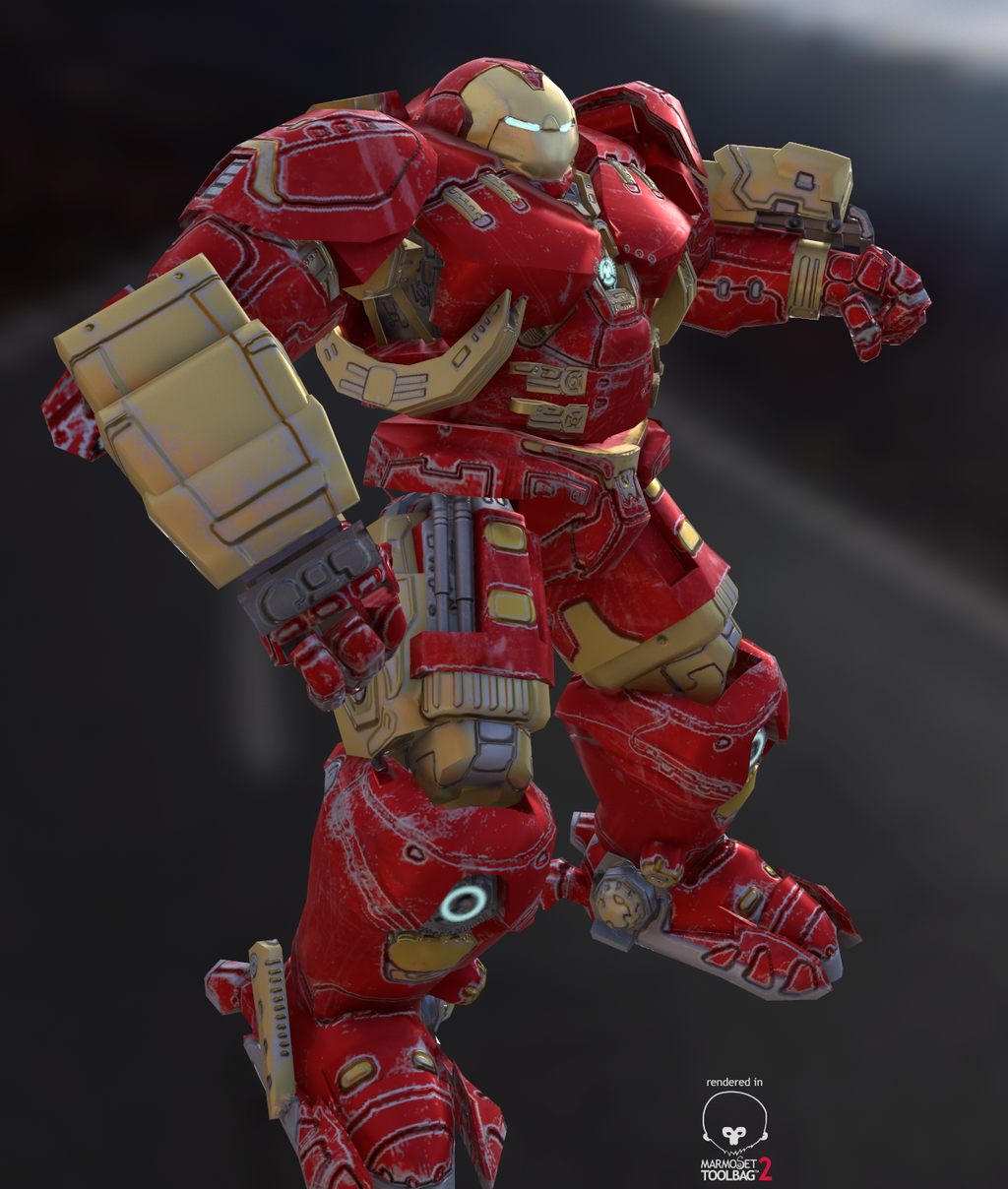 Avengers Age Of Ultron By Iloegbunam On Deviantart: Hulkbuster-Avengers- Age Of Ultron By Natakishinji On