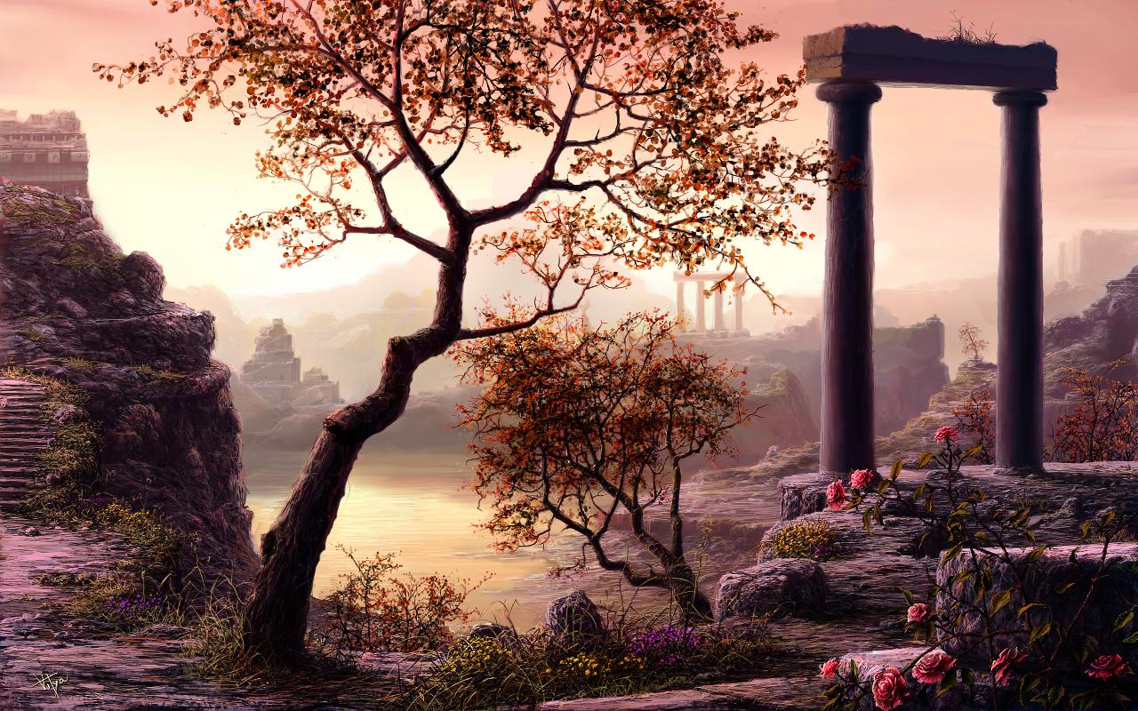 Ruins by VityaR83