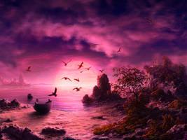 gulls by VityaR83