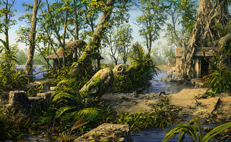 lagune by VityaR83