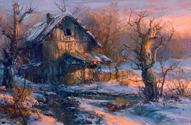 hunting house by VityaR83