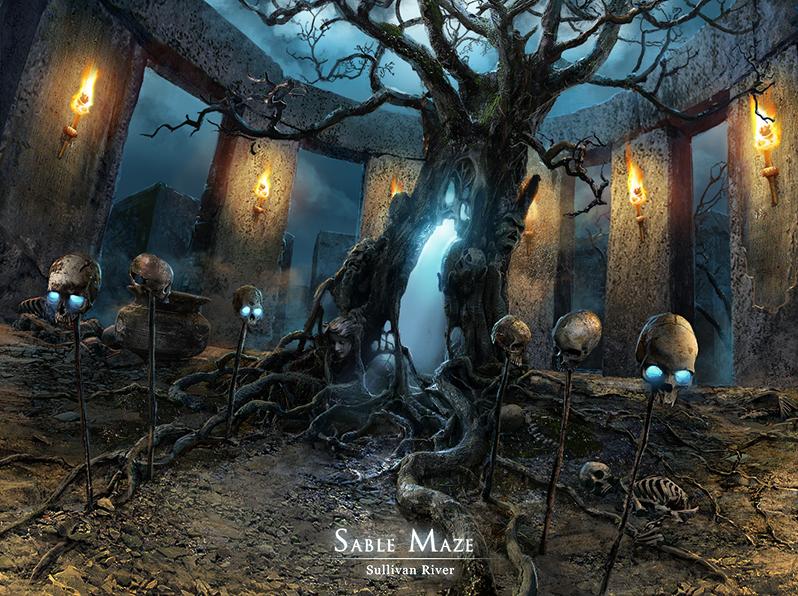 Wish Tree by VityaR83