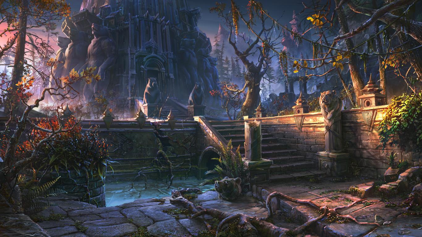 Waterfall Dungeon Fairy Ring