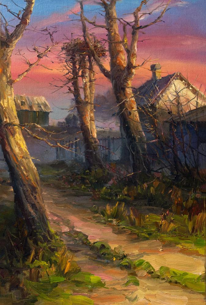 Evening by VityaR83