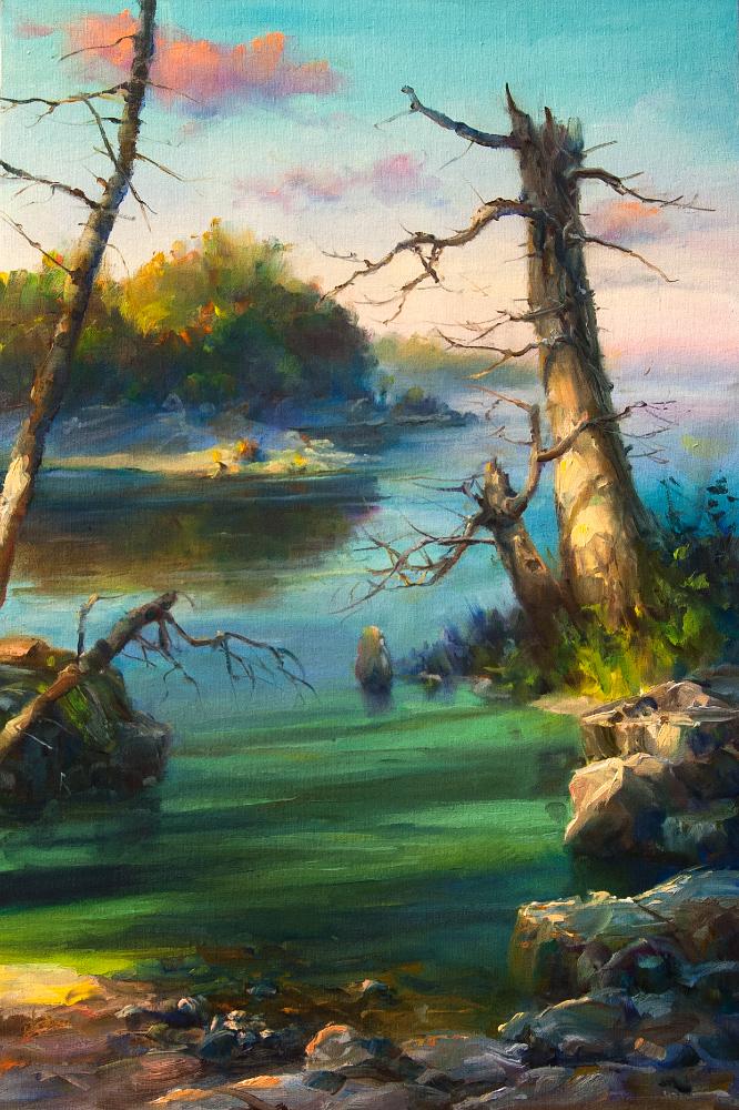 Lake by VityaR83