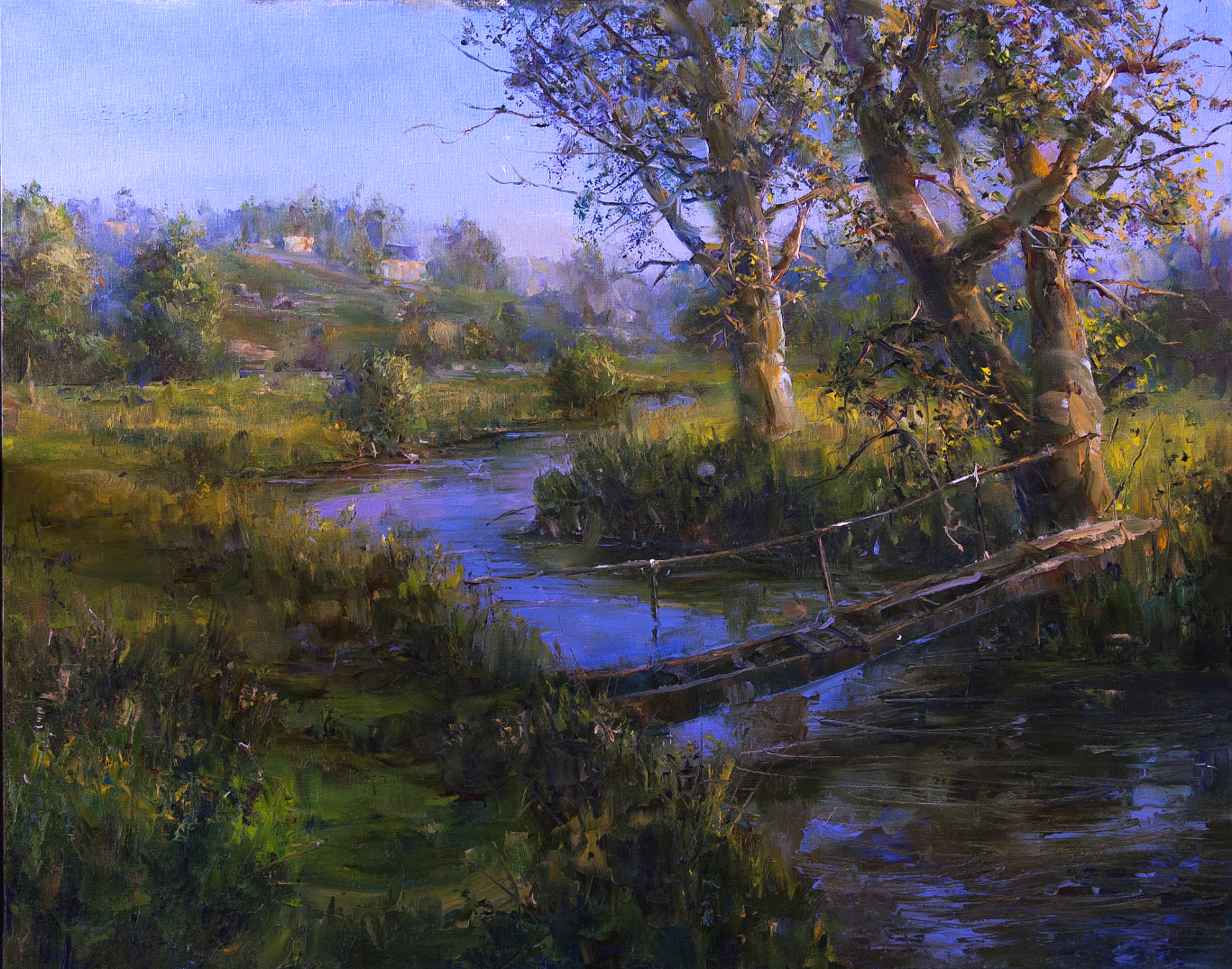 river by VityaR83