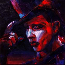 Marilyn Manson by VityaR83