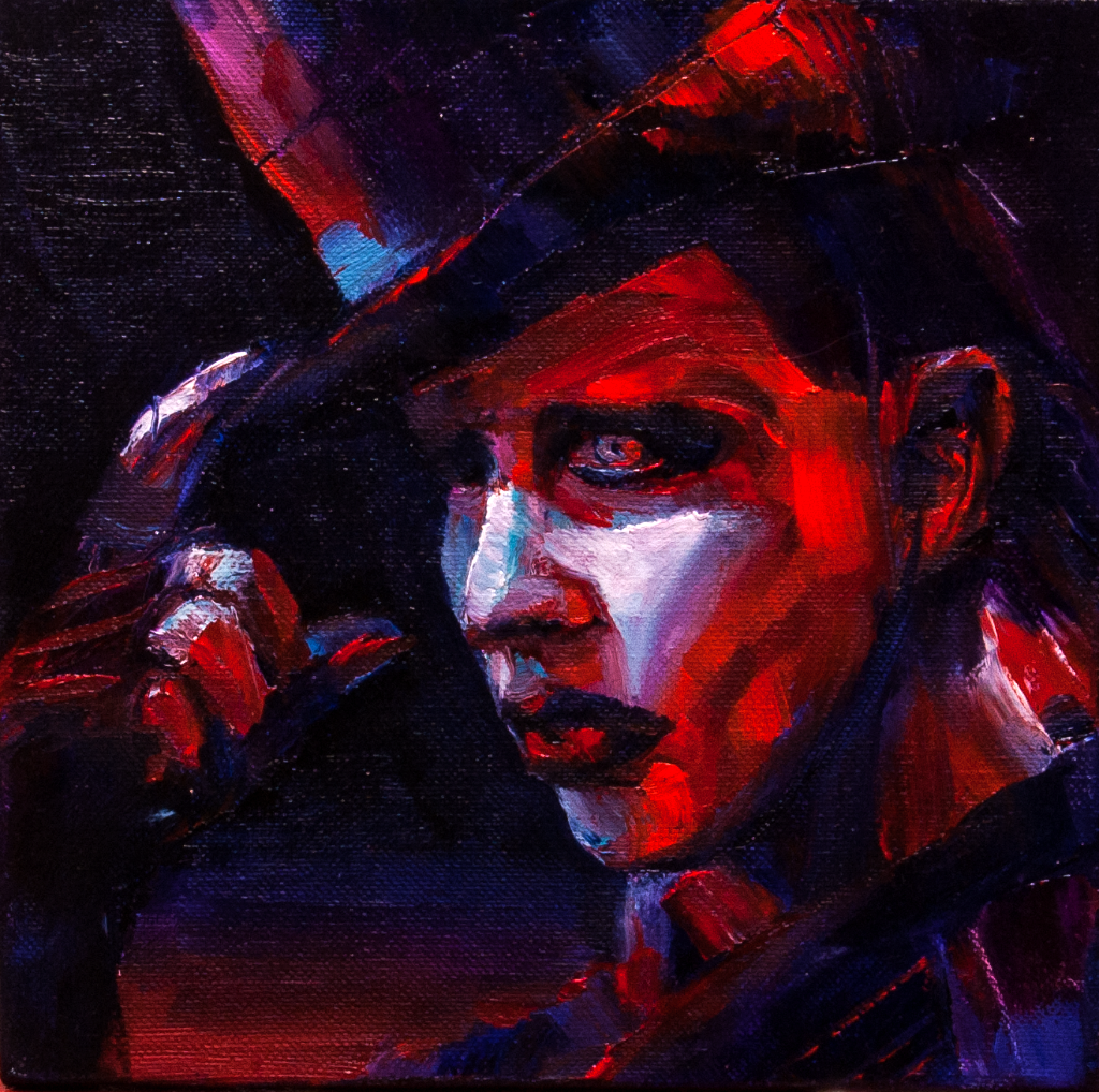 Buy Marilyn Manson Paintings