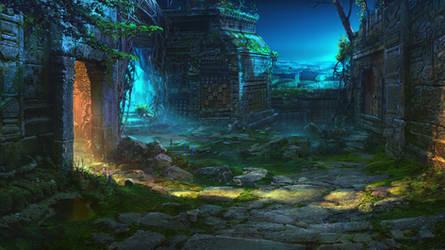 maze_walls by VityaR83